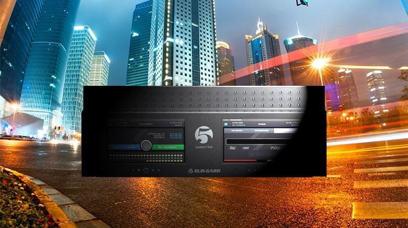 SG System 5 Receiver